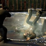 Sleeping Dogs is all about action, whether it be unarmed combat...