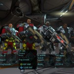 XCOM Battle 11 Operation Empty Blade Squad