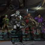 XCOM Battle 2 Blind Thunder Squad