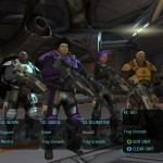 XCOM Battle 3 Bloody Engine Squad