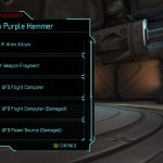 XCOM Battle 6 Purple Hammer Loot