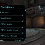 XCOM Battle 6 Purple Hammer Loot
