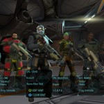 XCOM Battle 6 Purple Hammer Squad