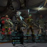 XCOM Battle 7 Blinding Rain Squad