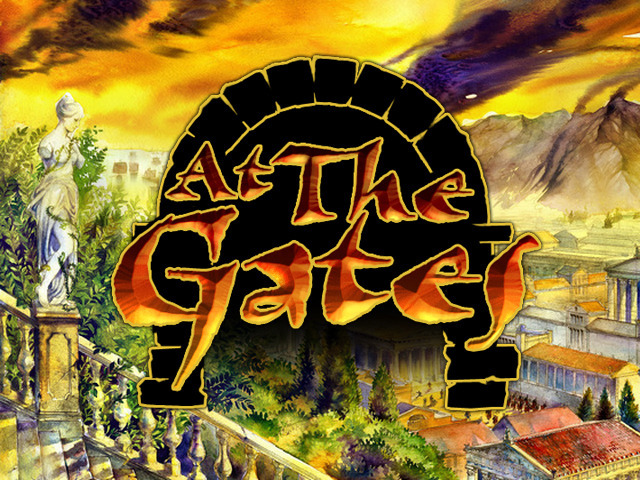 At the Gates banner
