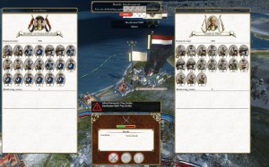 Empire: Total War - The French at the gates of Amsterdam
